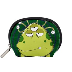 The Most Ugly Alien Ever Accessory Pouches (small)