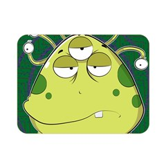 The Most Ugly Alien Ever Double Sided Flano Blanket (mini)