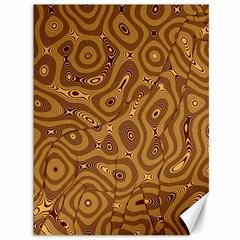 Giraffe Remixed Canvas 36  x 48