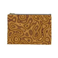 Giraffe Remixed Cosmetic Bag (large)