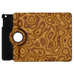 Giraffe Remixed Apple iPad Mini Flip 360 Case