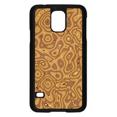 Giraffe Remixed Samsung Galaxy S5 Case (Black)