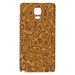 Giraffe Remixed Galaxy Note 4 Back Case