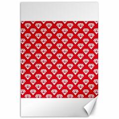 Diamond Pattern Canvas 20  X 30