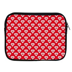 Diamond Pattern Apple Ipad 2/3/4 Zipper Cases