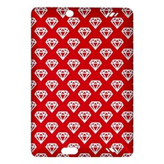 Diamond Pattern Amazon Kindle Fire Hd (2013) Hardshell Case