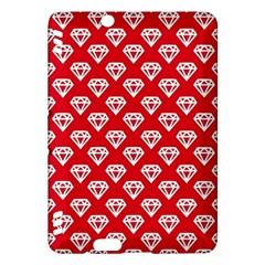 Diamond Pattern Kindle Fire HDX Hardshell Case
