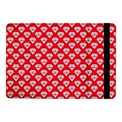 Diamond Pattern Samsung Galaxy Tab Pro 10 1  Flip Case