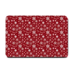 Merry Christmas Pattern Small Doormat