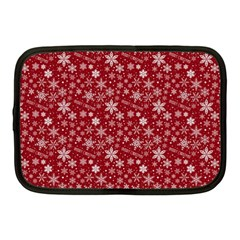 Merry Christmas Pattern Netbook Case (Medium)