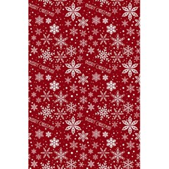 Merry Christmas Pattern 5 5  X 8 5  Notebooks