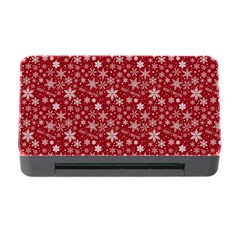 Merry Christmas Pattern Memory Card Reader with CF