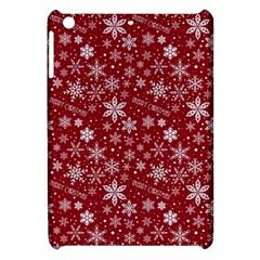 Merry Christmas Pattern Apple Ipad Mini Hardshell Case