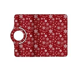 Merry Christmas Pattern Kindle Fire HD (2013) Flip 360 Case