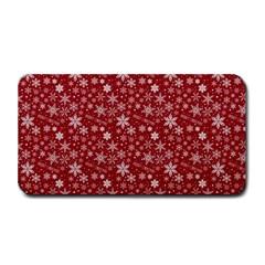Merry Christmas Pattern Medium Bar Mats
