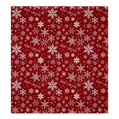 Merry Christmas Pattern Shower Curtain 66  X 72  (large)