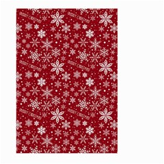 Merry Christmas Pattern Large Garden Flag (two Sides)