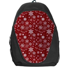 Merry Christmas Pattern Backpack Bag