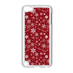 Merry Christmas Pattern Apple Ipod Touch 5 Case (white)