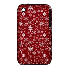 Merry Christmas Pattern Iphone 3s/3gs
