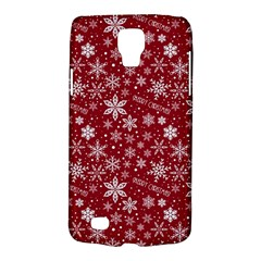 Merry Christmas Pattern Galaxy S4 Active