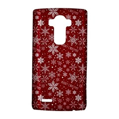 Merry Christmas Pattern LG G4 Hardshell Case