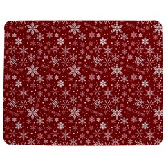 Merry Christmas Pattern Jigsaw Puzzle Photo Stand (Rectangular)
