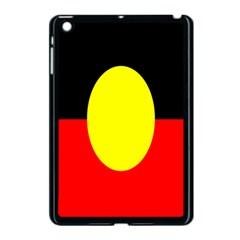 Flag Of Australian Aborigines Apple Ipad Mini Case (black)