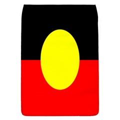 Flag Of Australian Aborigines Flap Covers (L)