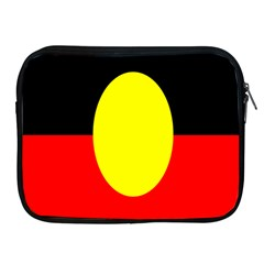 Flag Of Australian Aborigines Apple Ipad 2/3/4 Zipper Cases