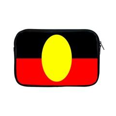 Flag Of Australian Aborigines Apple Ipad Mini Zipper Cases