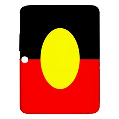 Flag Of Australian Aborigines Samsung Galaxy Tab 3 (10 1 ) P5200 Hardshell Case