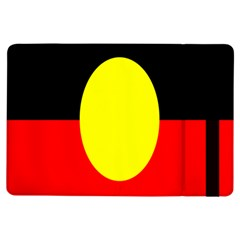 Flag Of Australian Aborigines Ipad Air Flip
