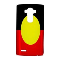 Flag Of Australian Aborigines Lg G4 Hardshell Case