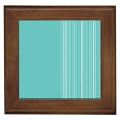 Lines Framed Tiles