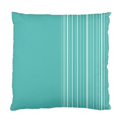 Lines Standard Cushion Case (Two Sides)