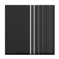 Lines Tile Coasters