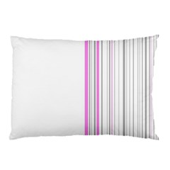 Lines Pillow Case (Two Sides)