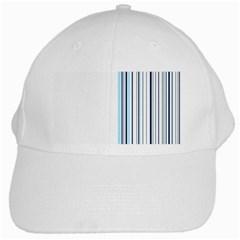 Lines White Cap