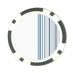 Lines Poker Chip Card Guard (10 pack)