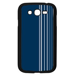 Lines Samsung Galaxy Grand DUOS I9082 Case (Black)