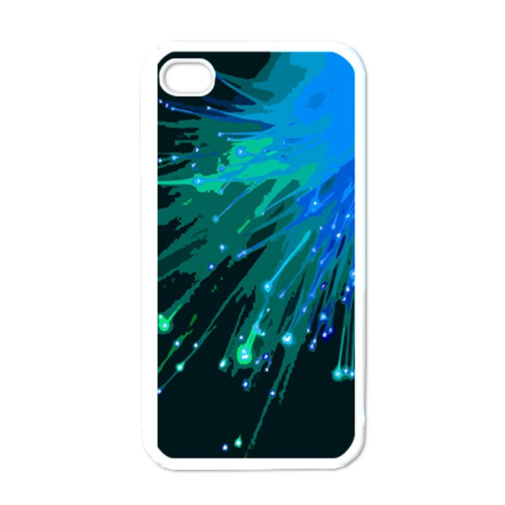 Big bang Apple iPhone 4 Case (White)