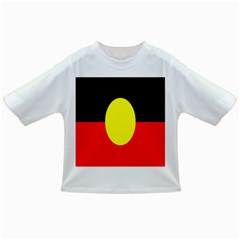 Flag Of Australian Aborigines Infant/Toddler T-Shirts