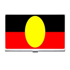 Flag Of Australian Aborigines Business Card Holders