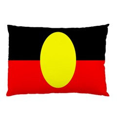 Flag Of Australian Aborigines Pillow Case