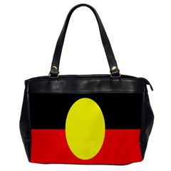 Flag Of Australian Aborigines Office Handbags