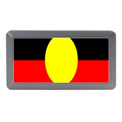 Flag Of Australian Aborigines Memory Card Reader (Mini)