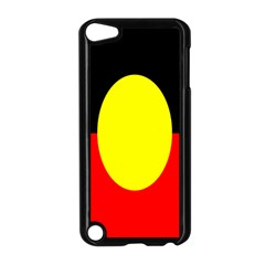 Flag Of Australian Aborigines Apple iPod Touch 5 Case (Black)