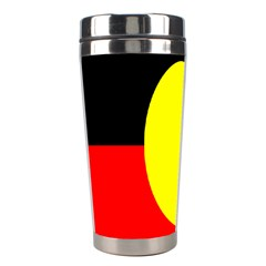 Flag Of Australian Aborigines Stainless Steel Travel Tumblers