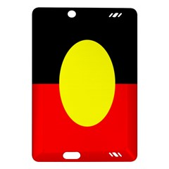 Flag Of Australian Aborigines Amazon Kindle Fire HD (2013) Hardshell Case